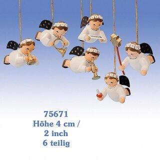 KWO Schwebende Engel, 6tlg.