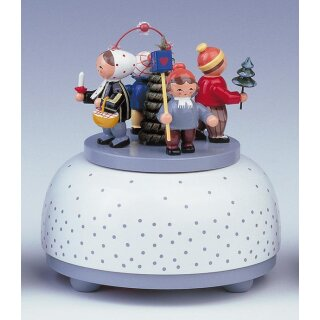 KWO music box winter kids small