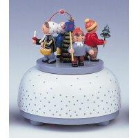 KWO music box winter kids small