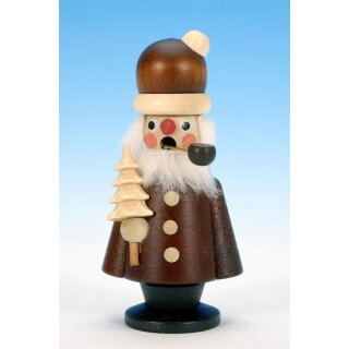 Christian Ulbricht smoker Santa Claus small nature