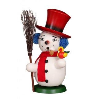 Christian Ulbricht smoker snowman