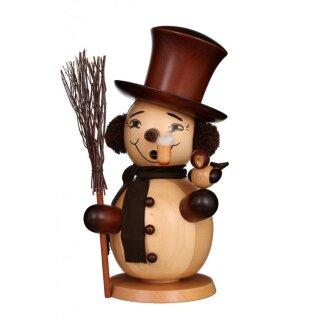 Christian Ulbricht smoker snowman nature