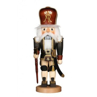 Christian Ulbricht nutcracker miner nature