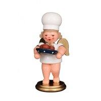 Christian Ulbricht Bäckerengel mit Pfannkuchen