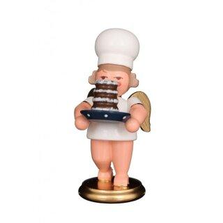 Christian Ulbricht Bäckerengel mit Baumkuchen