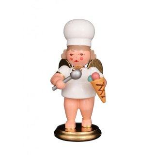 Christian Ulbricht Bäckerengel mit Eistüte
