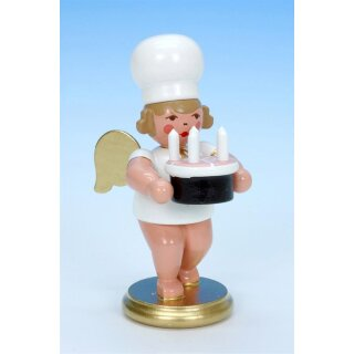 Christian Ulbricht Bäckerengel mit Torte