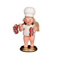 Christian Ulbricht Bäckerengel mit Brezel