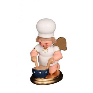 Christian Ulbricht Bäckerengel mit Backschüssel