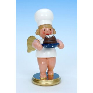 Christian Ulbricht baker angel with cake