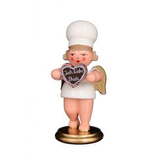 Christian Ulbricht Bäckerengel mit Herz