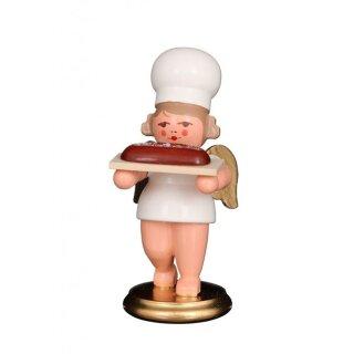 Christian Ulbricht baker angel with stollen