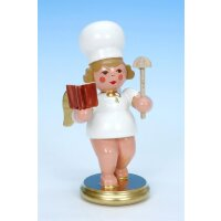 Christian Ulbricht baker angel with baking book