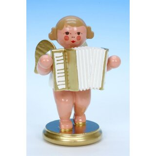 Christian Ulbricht music angel with accordion