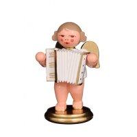 Christian Ulbricht music angel with accordion
