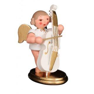 Christian Ulbricht music angel with bass