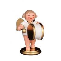 Christian Ulbricht music angel with big drum