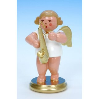 Christian Ulbricht music angel with saxophone