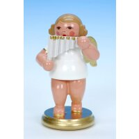 Christian Ulbricht music angel with pan flute