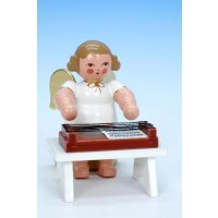 Christian Ulbricht music angel with zither