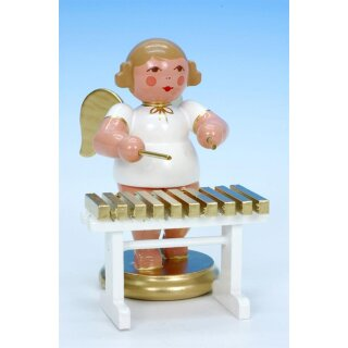 Christian Ulbricht music angel with xylophone