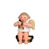 Christian Ulbricht music angel sitting with fanfare