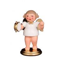 Christian Ulbricht music angel with tambourine