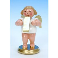 Christian Ulbricht music angel with melodica