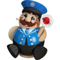 Kugel Räuchermann Polizist