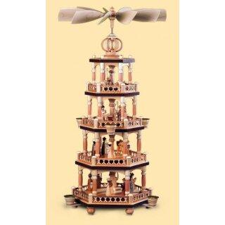 Müller pyramid Holy Story 4 floors