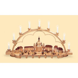 Müller candle arch old Dredsden tall
