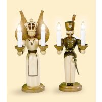 Müller light figures angel and miner electric