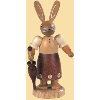 Müller rabbit woman small