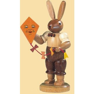Müller rabbit with hang-glider small