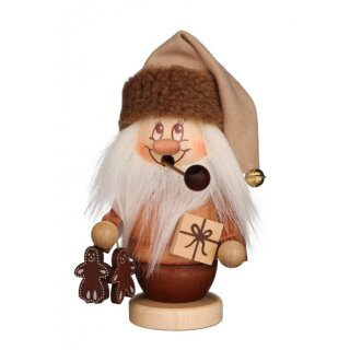 Christian Ulbricht smoker imp Santa Claus with parcels small