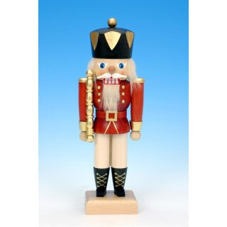 Christian Ulbricht nutcracker king small red