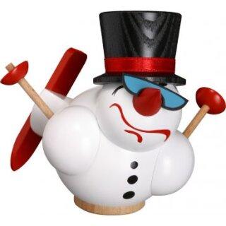 Chubby Smoker Cool-Man ski downfall