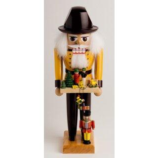 KWO Nussknacker Spielzeughändler