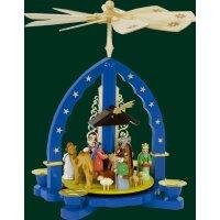 Richard Glässer pyramid holy three kings