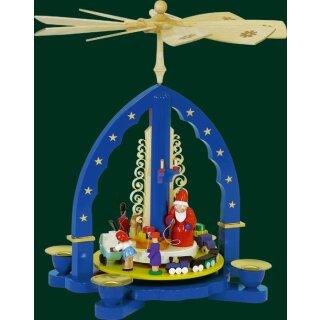 Richard Glässer Pyramide Weihnachtsbescherung