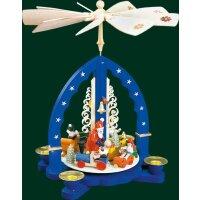 Richard Glässer Pyramide Weihnachtszug