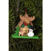 Christian Ulbricht tree decoration forest house with...