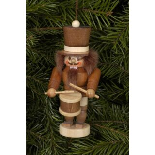 Christian Ulbricht tree decoration nutcracker drummer nature