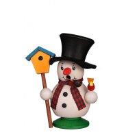 Christian Ulbricht smoker snow boy with bird house