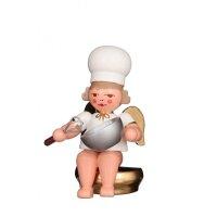 Christian Ulbricht baker angel with whisk