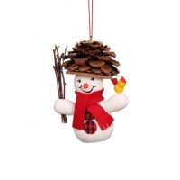 Christian Ulbricht tree decoration snowman spigot man