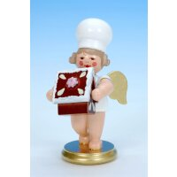 Christian Ulbricht baker angel with gingerbread house