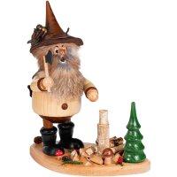 DWU Smoker woodcutter