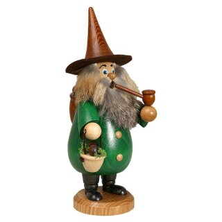 DWU Smoker root dwarf mushroom collector green