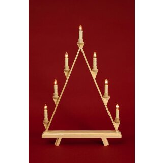 Baumann candle arch triangle vacant